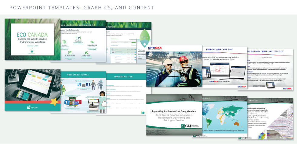 Powerpoint Templates, Graphics, And Content